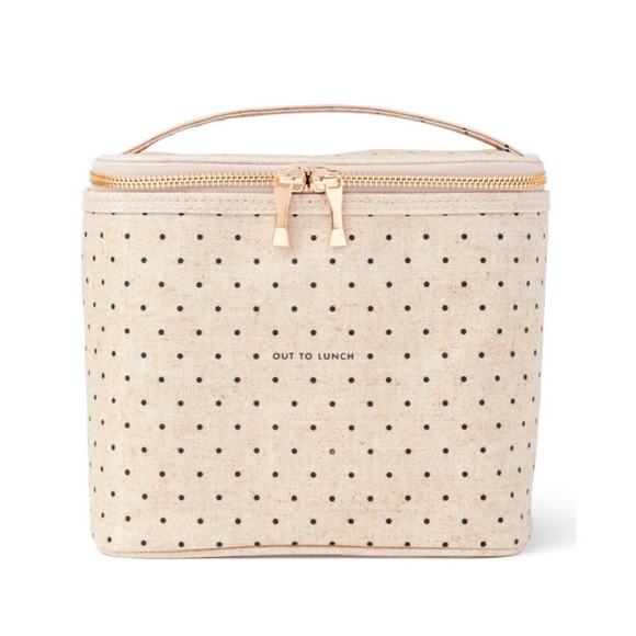KATE SPADE • Out To Lunch Insulated Lunch Bag